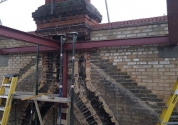 FULL REFURB AND STRUCTURAL MODIFICATIONS