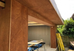 Outhouse Indoor Swimming Pool And Associated Works On Going Project